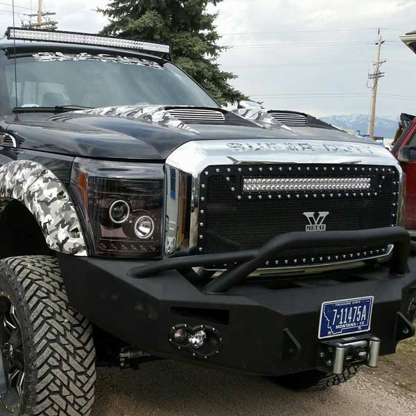 Glacier Off-Road Custom Truck SUV Gallery Kalispell Flathead Valley MT